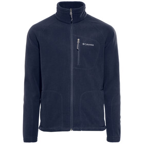 Columbia Fast Trek II Full Zip Fleece Jacket Men Abyss